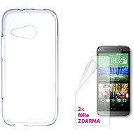 CONNECT IT S-Cover HTC One Mini 2 clear - Mobile Phone Case