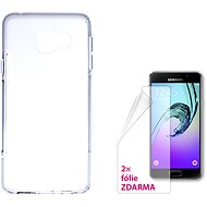 CONNECT IT S-Cover Samsung Galaxy A3 2016 (SM-A310F) clear - Mobile Phone Case