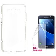 CONNECT IT S-Cover Samsung Galaxy J5/J5 Duos 2016 (SM-J510F) clear - Mobile Phone Case