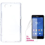 CONNECT IT S-Cover Sony Xperia Z3 Compact clear - Mobile Phone Case