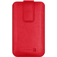 CONNECT IT U-COVER size M, red - Mobile Phone Case