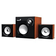 Genius SW-2.1 370 wood colour - Speakers