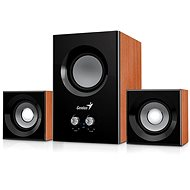 Genius SW-2.1 375 wood - Speakers