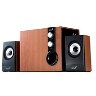 Genius SW-HF 2.1 1205 wood - Speakers