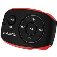 Hyundai MP 312 8GB black-red - MP3 Player