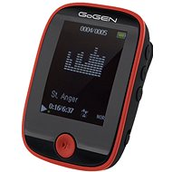 Gogen MXM 421 GB4 BT BR black and red - MP4 Player