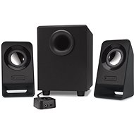 Logitech Multimedia Speakers Z213 Black - Speakers