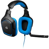 Logitech G430 Surround Sound Gaming Headset - Headphones with Mic
