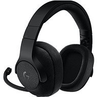 Logitech G433 Surround Sound Gaming Headset černý - Headphones with Mic