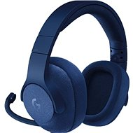 Logitech G433 Surround Sound Gaming Headset Blue - Headphones with Mic