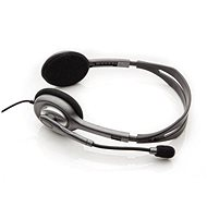 Logitech Stereo Headset H110 - Headphones with Mic