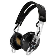 Sennheiser MOMENTUM On-Ear M2 OEBT (Black) - Headphones with Mic