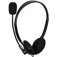 Gembird MHS-123 black - Headphones with Mic