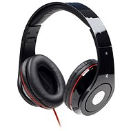 Gembird Detroit black - Headphones with Mic