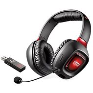 Creative Sound Blaster Tactic3D Rage Wireless V2 - Headphones with Mic