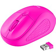 Trust Primo Wireless Mouse neon pink - Mouse