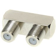 F coupler FF 13W, 5pcs - Coupler