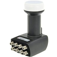 Inverto Octo, 0.2 DBi, 8x F connector - Converter