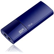 Silicon Power Ultima U05 Blue 16GB - USB Flash Drive