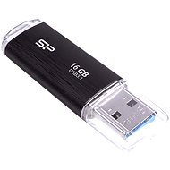 Silicon Power Blaze B02 Black 16GB - USB Flash Drive