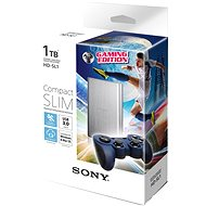 "Sony 2.5"" HDD 1TB Slim, Gaming edition - Externí disk"