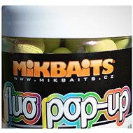 Mikbaits - Floating Fluo Pop-Up Ripe Banana 14mm 250ml - Pop-Up