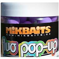 Mikbaits - Floating Fluo Pop-Up Spicy Plum 18mm 250ml - Pop-Up