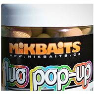 Mikbaits - Floating Fluo Pop-Up White halibut 14mm 250ml - Pop-Up