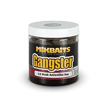 Mikbaits - Gangster Boilie in Dip G2 Crab Anchovy Asa 16mm 250ml - Boilies in dip