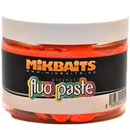 Mikbaits - Fluo paste floating Dough Spicy Plum 100g - Dough