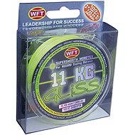 WFT - Cord GLISS 11KG 0,18mm 300m Yellow - Line