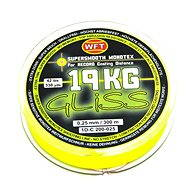 WFT - Cord GLISS 19KG 0,25mm 300m Yellow - Line
