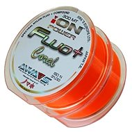 AWA-S - Vlasec Ion Power Fluo+ Coral 0,261mm 8,95kg 2x300m - Fishing Line