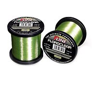 P-Line Floroclear 0,28mm 9,21kg 1000m Green - Fishing Line