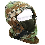 NGT Camo Snood with Face Guard - Car Accessories