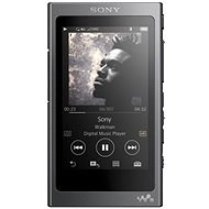 Sony Hi-Res WALKMAN NW-A35 black - MP3 Player