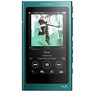 Sony Hi-Res WALKMAN NW-A35 blue - MP3 Player