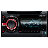 Sony WX-800UI - Car Stereo Receiver