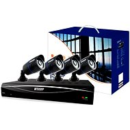 KGUARD 8-channel DVR + 4x colour outdoor camera - Camera System