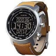 SUUNTO ELEMENTUM TERRA N/BROWN LEATHER - Sports Watch