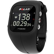 Polar A300 HR Black - Sports Watch