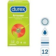 DUREX Tickle Me 12 pc - Condoms