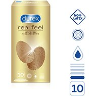 DUREX Real Feel 10 pieces - Condoms