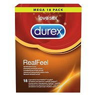 DUREX Real Feel 18 pcs - Condoms