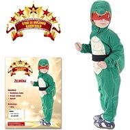 Carnival dress - Turtle size XS - Kids' Costume