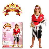Carnival dress - Pirate size S - Kids' Costume