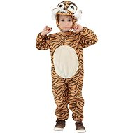 Carnival dress - Tiger size XS - Kids' Costume