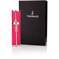 Travalo Refill Atomizer Milano - Deluxe Limited Edition 5 ml Hot Pink - Refillable perfume atomiser