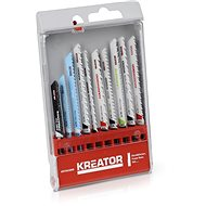 Kreator KRT045090 Combination saw blade set - Saw Blade Set