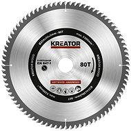Kreator KRT020429, 254mm - Saw Blade for wood
